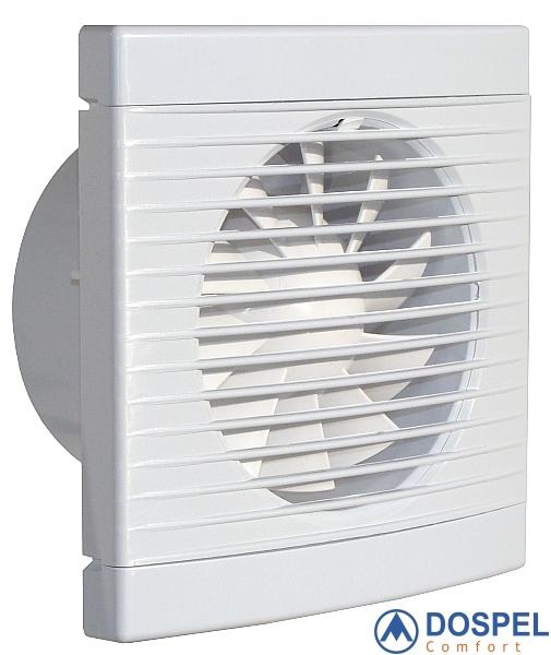 wandventilator badventilator einbaulüfter ventilator Ø 125 mm